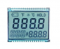 Preview: GDC1038 Segment LCD Display + Backlight red / green