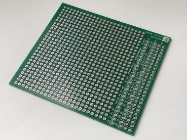 Perfboard for Z8 Basic Single board computer