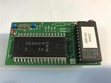 UB8820 an BASIC-Interpreter