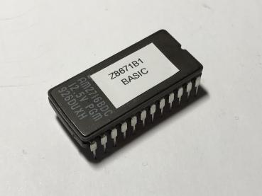 EPROM - Z8 - BASIC - Interpreter