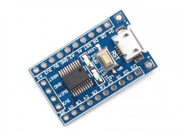 Development Board- STM8S103F3P6