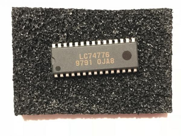 On-Screen Display Controller LC74776