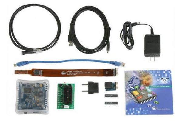 CY3215-DK - PSoC ICE-Cube development kit