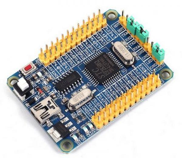 STC15F2K60S2-SYS-BOARD